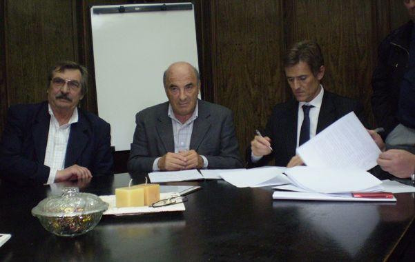 Convenio. El municipio ya firmó el acuerdo para ejecutar el servicio a nivel regional.