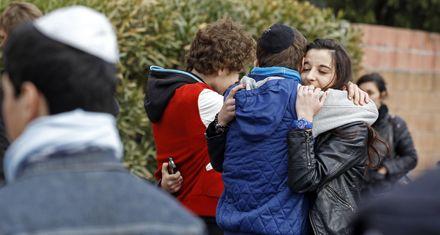 Conmoción en Francia: el ataque a una escuela judía dejó cuatro muertos