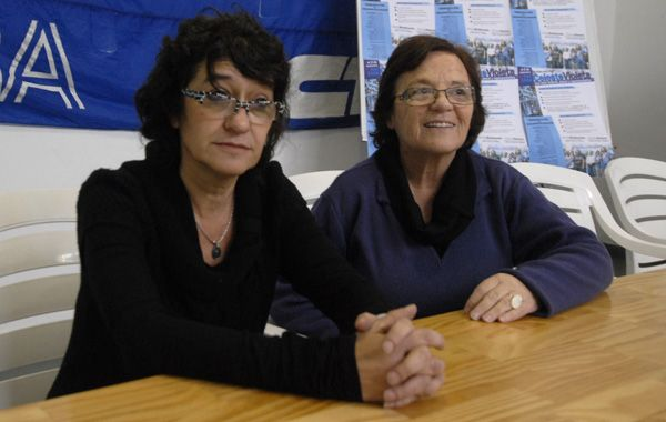 Sonia Alesso y Stella Maldonado