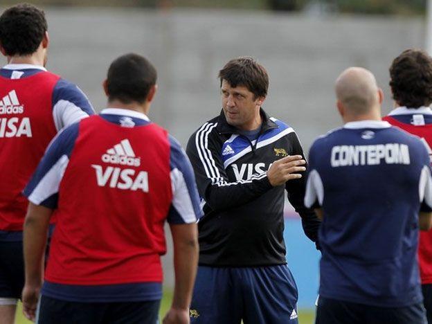 El entrenador del seleccionado argentino de rugby
