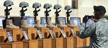 El ejército acusó de homicidio al autor de la masacre en Fort Hood