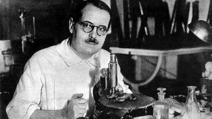 El Día del Investigador Científico rinde homenaje al nacimiento del científico que fundó el Conicet, Bernardo Houssay.