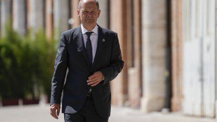 El ministro alemán de Finanzas, Olaf Scholz, realizó el anuncio en la cumbre de Venecia.