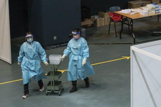 Se registraron nueve muertes por coronavirus en Santa Fe, cuatro de las cuales son de Rosario