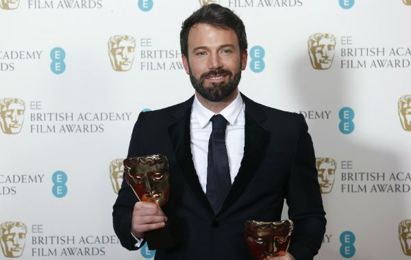 Ganador. Affleck se llevó los Bafta a mejor director y mejor película.