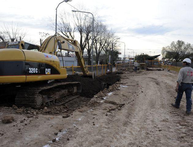 Estiman que las obras en el Apeadero Sur terminarán en el primer semestre de 2015.