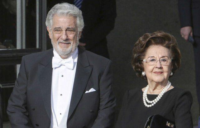 Plácido Domingo vuelve tras las denuncias de acoso sexual