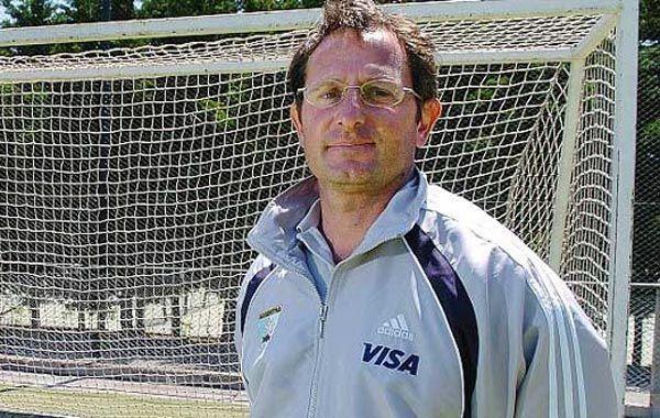 Minadeo ya estuvo a cargo del seleccionado entre el 2005 y el 2008.