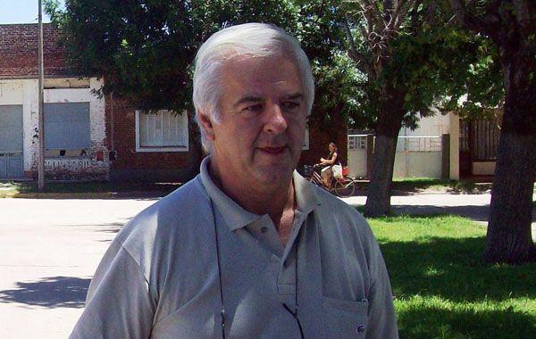El jefe comunal de Sancti Spíritu
