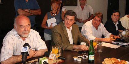 Cruzada contra el socialismo: el PJ, Boasso y Ratner lanzaron foro opositor