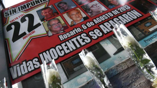 La tragedia de Salta 2141 se cobró la vida de 22 personas.