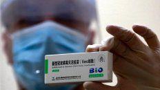 ¿como es la vacuna china sinopharm, que se aplicara a los docentes?