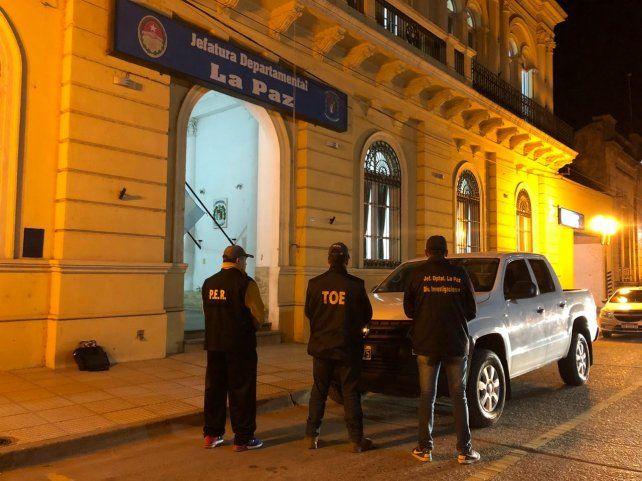 Encontraron en Entre Ríos la camioneta con la que secuestraron a Lucio Maldonado