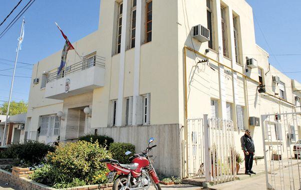 Urgente. El municipio de Bermúdez no esperó una solución y puso manos a la obra.