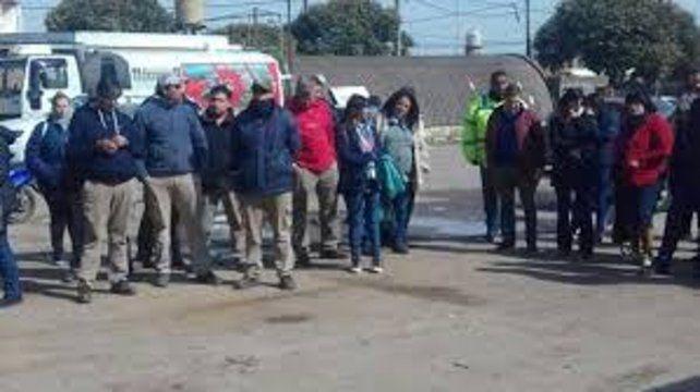 Los municipales cobraron y levantaron el paro en Casilda
