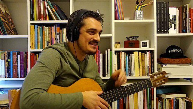 Franco Luciani será el anfitrión virtual de una propuesta que emitirá la señal pública 5RTV.