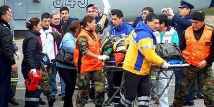 Encuentran a pasajeros sobrevivientes de un avión perdido hace cinco días