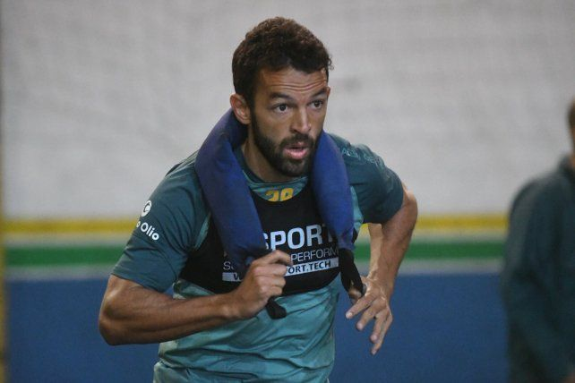 Gamba siempre tuvo la confianza del Kily González.