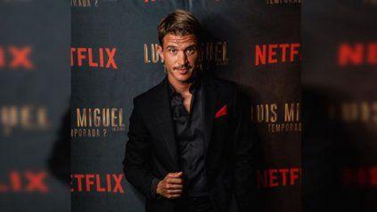 Quién es el santafesino que aparece en la segunda temporada de Luis Miguel, la serie