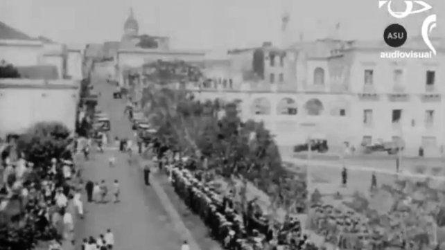 Recuperan una película que se creía perdida, filmada en la Guerra del Chaco
