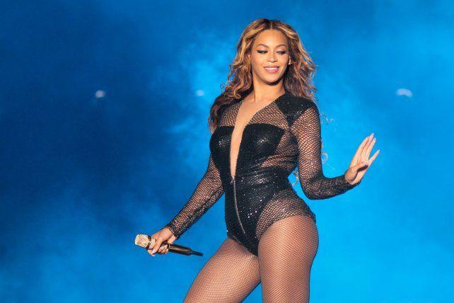 La más nominada. Beyoncé va con 9 candidaturas a los Grammy