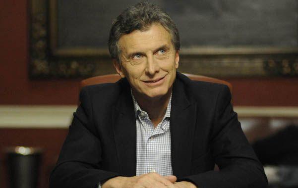 Futuro. Macri reafirmó su intención de ser candidato a presidente en 2015.