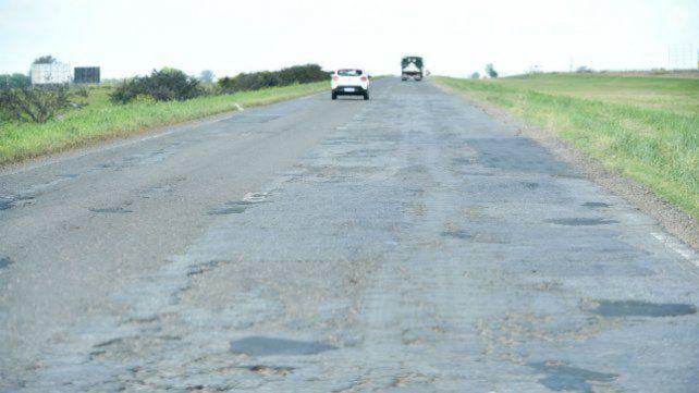 Autopista Rosario-Córdoba. Vialidad Nacional repavimentará integralmente ambas manos de la traza