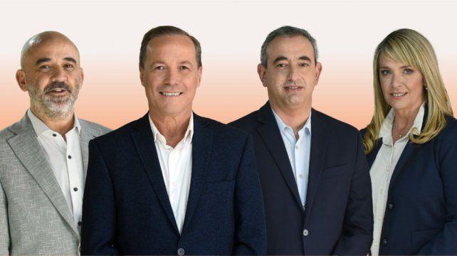 Giustiniani: Asumo con entusiasmo y alegría representar al FAP junto a Javkin, Schmuck y Palo Oliver