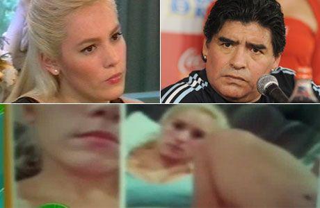 El astro futbolístico Diego Maradona habría decidido levantar la denuncia efectuada en los Emiratos Arabes contra su novia