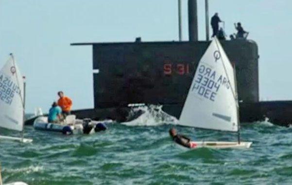 """Increíble pero real. El submarino """"ARA Salta"""""""