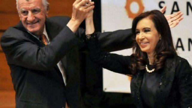 Gioja, cauto frente a posible candidatura de Cristina
