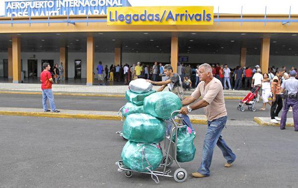 Terruño. Más cubanos residentes en EEUU viajan de visita a La Habana tras la reforma migratoria de la isla.