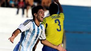 Simeone. Goleador argentino.