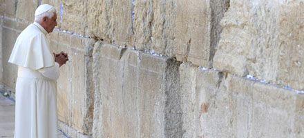 Críticas y polémica en Israel por el discurso del Papa sobre el Holocausto