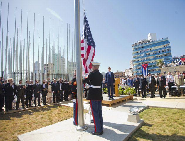 Estamos convencidos de que lo mejor para servir al pueblo cubano sería una auténtica democracia