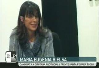 Bielsa dijo que hay un sector importante de la provincia que desea el regreso del peronismo