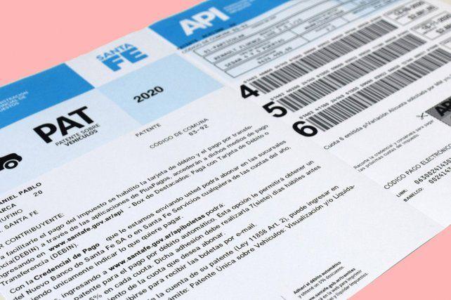 La patente automotor llegó con un fuerte incremento en febrero y hubo una catarata de quejas de los contribuyentes.