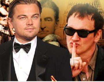 Di Caprio y Tarantino, juntos