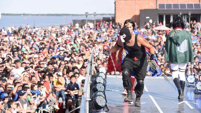 Cosplay. El tradicional desfile volverá a cautivar a una multitud este domingo en la Franja del Río.