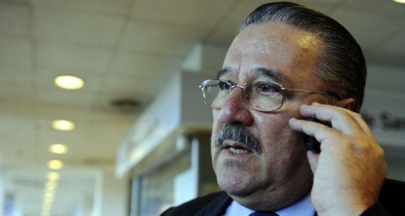 El ministro Ciancio reconoció que uno de sus hijos trabaja como contratado en la EPE