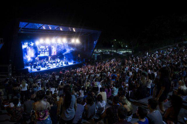 El regreso de los espectáculos con espectadorse está cada vez más cerca en la ciduad de Rosario.