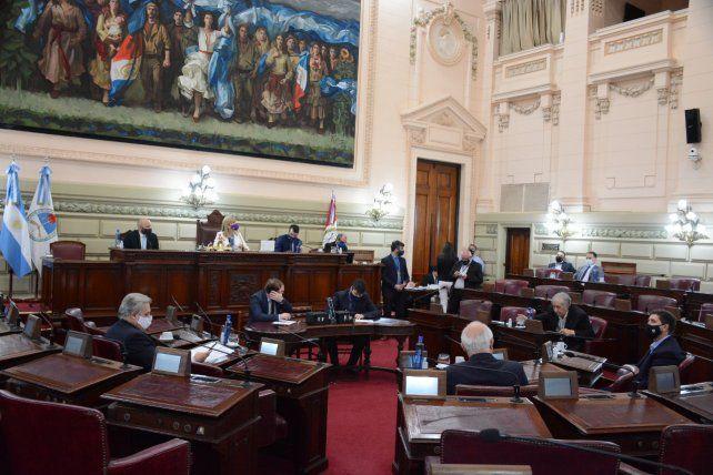 El Senado provincial fue decisivo para lograr el control legislativo de los fiscales