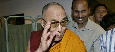 El Dalai Lama hace un nuevo llamado para pacificar el Tibet