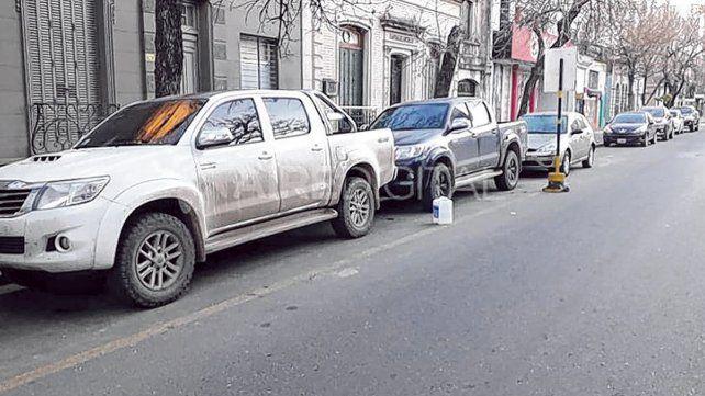 Recuperadas. Dos camionetas robadas en Santa Fe y Santo Tomé en mayo ya fueron retornadas a sus dueños.