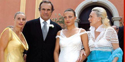 La ex esposa de Reutemann, Mimicha Bobbio, lanza su tercer libro