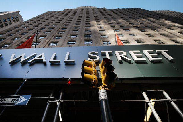 Wall Street es una caja de resonancia de la suba de la inflación.