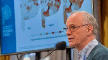 El ministro de Salud bonaerense, Daniel Gollan, afirmó que la vacuna Sputnik V contra el coronavirus le genera gran alegría ya que permite pensar que la pesadilla de la pandemia puede terminar antes de lo previsto.