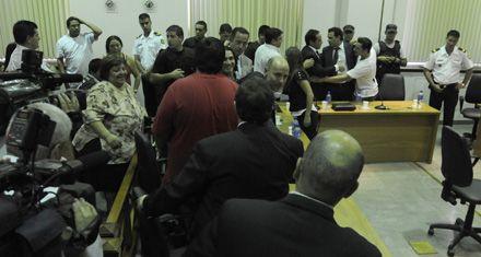 Absolvieron a los cuatro juzgados por el asesinato de Walter Cáceres