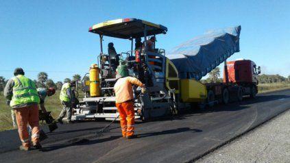 La provincia de Santa Fe intensifica obras viales en más de 100 kilómetros de rutas