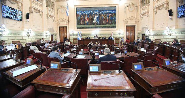 La Cámara baja provincial